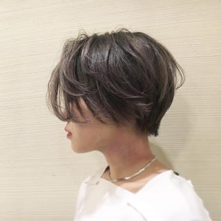 ストリート ショート スポーツ デート ヘアスタイルや髪型の写真・画像 ヘアスタイルや髪型の写真・画像