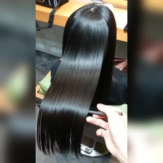 ナチュラル 髪質改善トリートメント トリートメント 髪質改善 ヘアスタイルや髪型の写真・画像