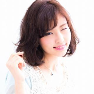 ナチュラル モテ髪 ガーリー フェミニン ヘアスタイルや髪型の写真・画像