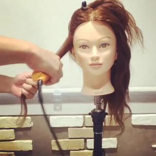 アライカツノリさんのヘアスナップ