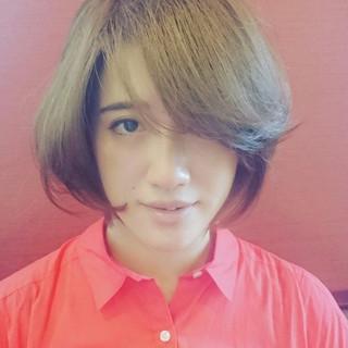 フェミニン 小顔 大人女子 透明感 ヘアスタイルや髪型の写真・画像