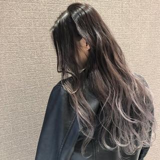 セミロング 成人式 外国人風カラー デート ヘアスタイルや髪型の写真・画像