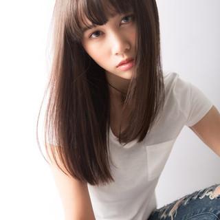色気 ロング かっこいい 艶髪 ヘアスタイルや髪型の写真・画像 ヘアスタイルや髪型の写真・画像