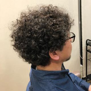 メンズマッシュ ストリート ショート ウルフカット ヘアスタイルや髪型の写真・画像