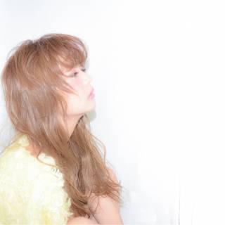 モテ髪 大人かわいい かわいい セミロング ヘアスタイルや髪型の写真・画像