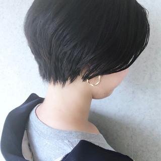 オフィス 小顔ヘア スポーツ ナチュラル ヘアスタイルや髪型の写真・画像
