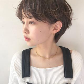 祖父江基志さんのヘアスナップ