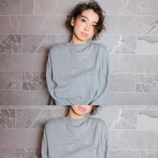 ゆるふわ 外国人風 パーマ ガーリー ヘアスタイルや髪型の写真・画像