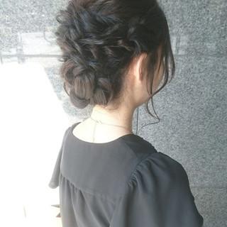 結婚式の髪型はハーフアップ!ミディアムヘアの魅力を生かそう♪