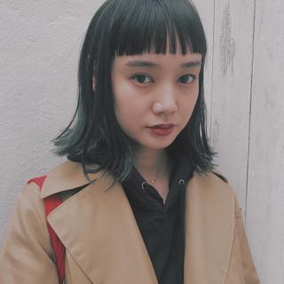 BRIDGE英香さんのヘアスナップ
