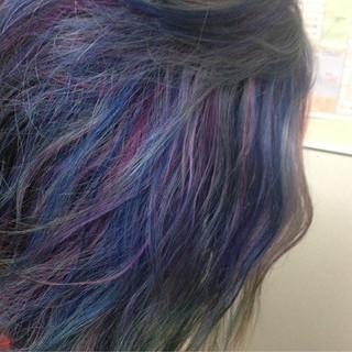 AZUSAさんのヘアスナップ