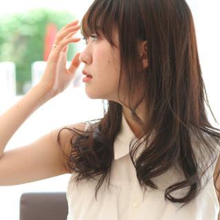 ラフ 簡単ヘアアレンジ 簡単 ロング ヘアスタイルや髪型の写真・画像