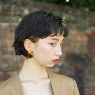 似合わせ ナチュラル エフォートレス 外国人風 ヘアスタイルや髪型の写真・画像 ヘアスタイルや髪型の写真・画像