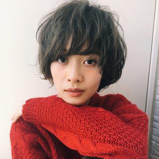joemi 大久保 瞳さんのヘアスナップ