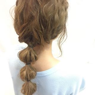 ハイライト 女子会 ショート 簡単ヘアアレンジ ヘアスタイルや髪型の写真・画像