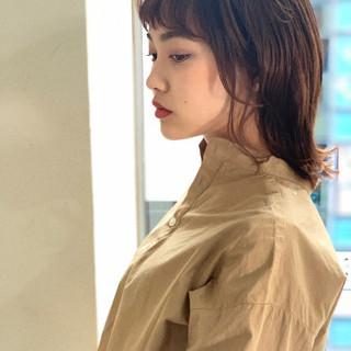 パーマ 大人かわいい 韓国風ヘアー ゆるふわパーマ ヘアスタイルや髪型の写真・画像