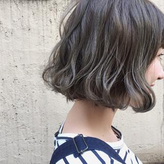 結婚式 女子会 ナチュラル ニュアンス ヘアスタイルや髪型の写真・画像