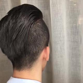ショート ハイライト アウトドア モード ヘアスタイルや髪型の写真・画像