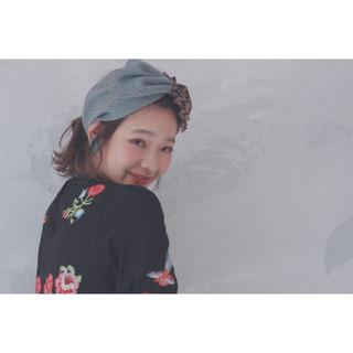 大人女子 ガーリー ゆるふわ 色気 ヘアスタイルや髪型の写真・画像