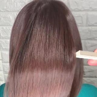 サイエンスアクア アウトドア 髪質改善 美髪 ヘアスタイルや髪型の写真・画像