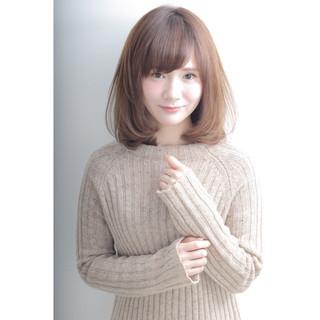 モテ髪 コンサバ 大人かわいい ナチュラル ヘアスタイルや髪型の写真・画像