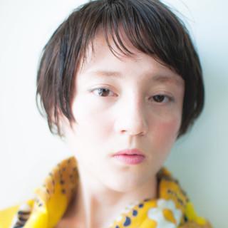 アンニュイ オフィス ゆるふわ 簡単ヘアアレンジ ヘアスタイルや髪型の写真・画像