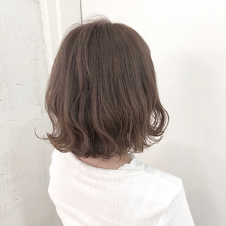 夏 ボブ ヘアアレンジ デート ヘアスタイルや髪型の写真・画像