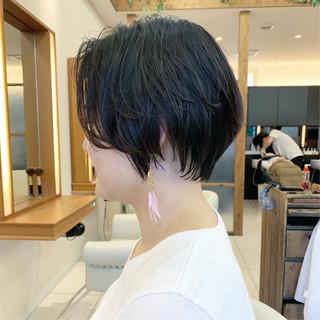 ショートヘア ショート 大人可愛い  ヘアスタイルや髪型の写真・画像