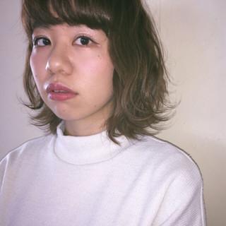 畑 咲妃子さんのヘアスナップ