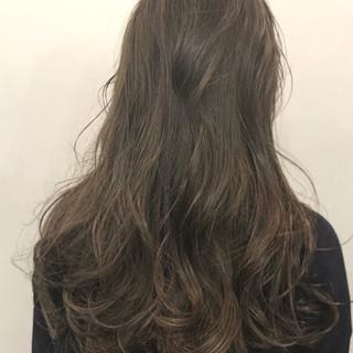 外国人風 ナチュラル 冬 デート ヘアスタイルや髪型の写真・画像