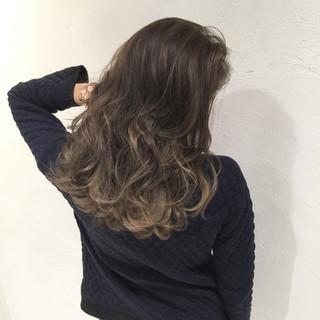 暗髪 ストリート ミディアム モード ヘアスタイルや髪型の写真・画像