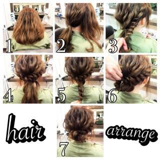 ショート 簡単ヘアアレンジ ヘアアレンジ 成人式 ヘアスタイルや髪型の写真・画像