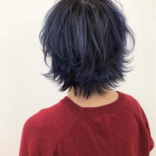 グラデーションカラー アンニュイ 大人かわいい ゆるふわ ヘアスタイルや髪型の写真・画像