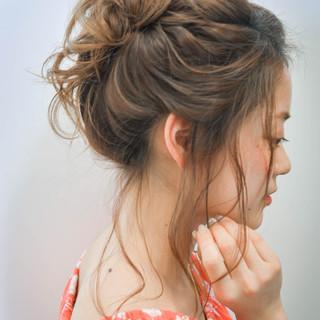 セミロング 大人かわいい ショート ゆるふわ ヘアスタイルや髪型の写真・画像