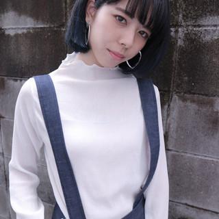 小顔 大人女子 ハイライト 色気 ヘアスタイルや髪型の写真・画像