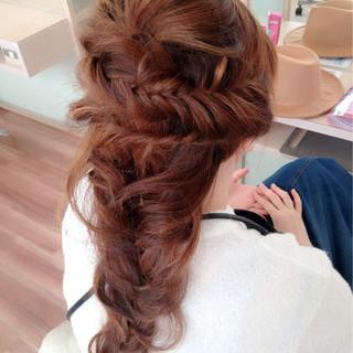 大人女子 ショート ヘアアレンジ ロング ヘアスタイルや髪型の写真・画像