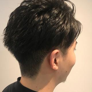 ストリート メンズ メンズカット 刈り上げ ヘアスタイルや髪型の写真・画像