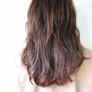 ゆるふわ 外国人風 ロング 簡単 ヘアスタイルや髪型の写真・画像 ヘアスタイルや髪型の写真・画像