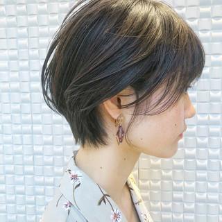 抜け感 デート 前髪あり 可愛い ヘアスタイルや髪型の写真・画像