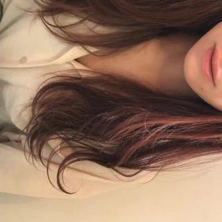 透明感 女子会 オフィス リラックス ヘアスタイルや髪型の写真・画像