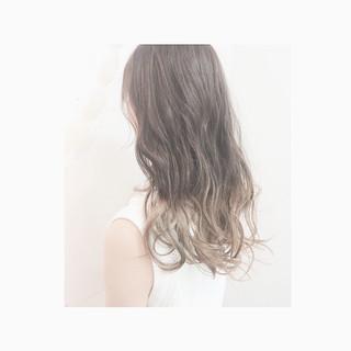 ガーリー 大人かわいい ロング ゆるふわ ヘアスタイルや髪型の写真・画像
