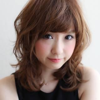 モテ髪 フェミニン 外国人風 コンサバ ヘアスタイルや髪型の写真・画像