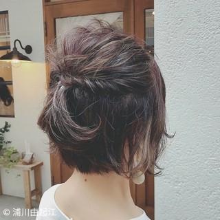 大人かわいい ゆるふわ フェミニン デート ヘアスタイルや髪型の写真・画像