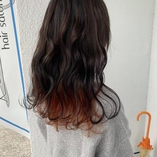 リアルサロン 圧倒的透明感 フェミニン ダブルカラー ヘアスタイルや髪型の写真・画像