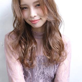 前髪あり 冬 ロング アッシュ ヘアスタイルや髪型の写真・画像 ヘアスタイルや髪型の写真・画像