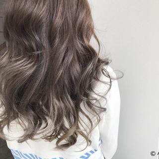 ナチュラル 外国人風 外国人風カラー 透明感 ヘアスタイルや髪型の写真・画像