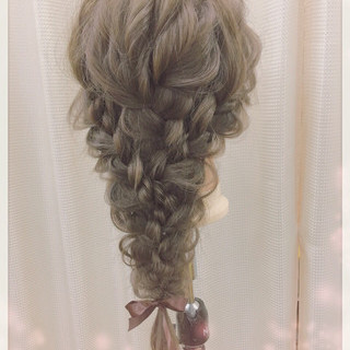 結婚式 フェミニン 簡単ヘアアレンジ ショート ヘアスタイルや髪型の写真・画像 ヘアスタイルや髪型の写真・画像