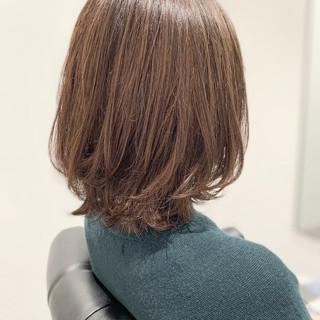 モテ髪 ブランジュ 大人かわいい 似合わせカット ヘアスタイルや髪型の写真・画像