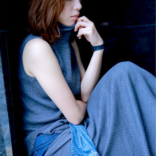 ゆるふわ コンサバ 色気 ウェーブ ヘアスタイルや髪型の写真・画像