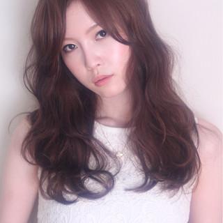 フェミニン アッシュ 大人かわいい ナチュラル ヘアスタイルや髪型の写真・画像 ヘアスタイルや髪型の写真・画像